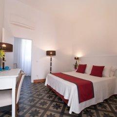 Отель Amalfi Luxury House 2* Люкс с различными типами кроватей фото 17