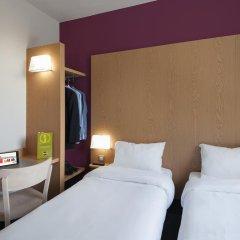 B&B Hotel Lyon Caluire Cité Internationale 3* Стандартный номер с различными типами кроватей фото 3