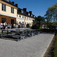 Отель SKEPPSHOLMEN Стокгольм помещение для мероприятий