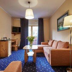 Отель Skalny Польша, Закопане - отзывы, цены и фото номеров - забронировать отель Skalny онлайн комната для гостей фото 2