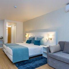 Отель Auramar Beach Resort 3* Улучшенный номер с различными типами кроватей фото 2