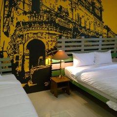 Отель The Pho Thong Phuket 3* Номер Делюкс разные типы кроватей фото 7