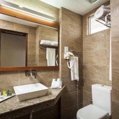 Отель The Ocean Colombo 3* Улучшенный номер с различными типами кроватей фото 4