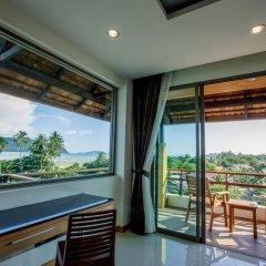 Отель Aqua Resort Phuket 4* Номер Делюкс с двуспальной кроватью фото 6