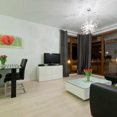 Апартаменты Imperial Apartments - Sopocka Przystań Сопот комната для гостей фото 5