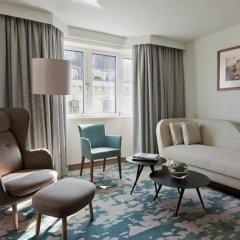 Vienna Marriott Hotel 5* Номер Делюкс с двуспальной кроватью