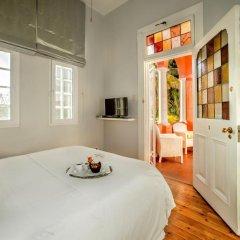 Отель The Villa Rosa Bed and Breakfast 4* Стандартный номер с различными типами кроватей фото 5