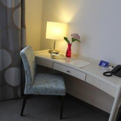 Sachsenpark-Hotel 4* Стандартный номер с различными типами кроватей фото 12