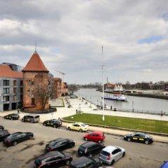 Апартаменты Dom & House - Apartments Targ Rybny парковка