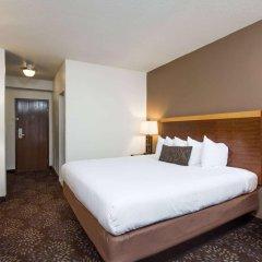 Отель Days Inn by Wyndham Washington DC/Connecticut Avenue 2* Стандартный номер с различными типами кроватей фото 5