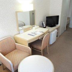 Toyama Chitetsu Hotel 2* Стандартный номер фото 3
