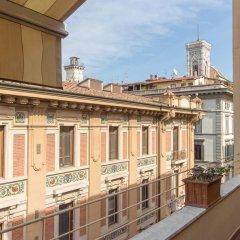 Апартаменты Apartments Florence Repubblica Terrace балкон фото 2