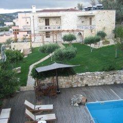 Отель Asion Lithos Улучшенные апартаменты с различными типами кроватей фото 2