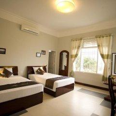 Отель The Moon Villa Hoi An 2* Стандартный номер с 2 отдельными кроватями фото 6