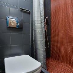 Hotel & Hostel Vstrechi na Arbate Номер с общей ванной комнатой с различными типами кроватей (общая ванная комната) фото 10