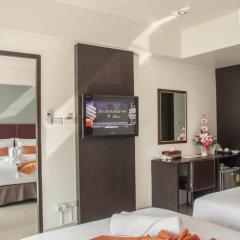 Отель Amin Resort 4* Номер Делюкс фото 4