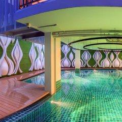 Отель Anajak Bangkok Hotel Таиланд, Бангкок - 3 отзыва об отеле, цены и фото номеров - забронировать отель Anajak Bangkok Hotel онлайн бассейн фото 2