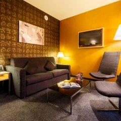 Гостиница Crowne Plaza Санкт-Петербург Аэропорт 4* Стандартный номер двуспальная кровать