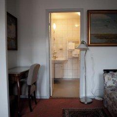 Hotel Postgaarden 3* Улучшенный номер с двуспальной кроватью фото 2
