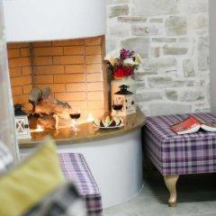 Отель Asion Lithos Улучшенные апартаменты с различными типами кроватей фото 11