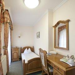 Отель Pension Villa Rosa 3* Стандартный номер с различными типами кроватей