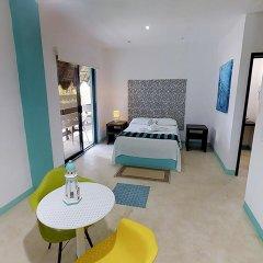 Отель Villas Tiburon by The Beach 3* Стандартный номер с различными типами кроватей фото 6