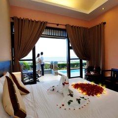 Отель Romana Resort & Spa 4* Вилла с различными типами кроватей фото 8