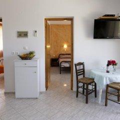 Отель Mythos Bungalows в номере