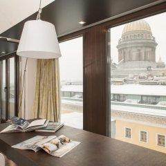 Гостиница So Sofitel St Petersburg 5* Номер SO VVIP с различными типами кроватей фото 8