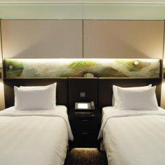 Lotte Hotel Seoul 5* Стандартный номер с двуспальной кроватью фото 2