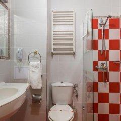 Отель Zornica Hotel Болгария, Казанлак - отзывы, цены и фото номеров - забронировать отель Zornica Hotel онлайн ванная фото 2