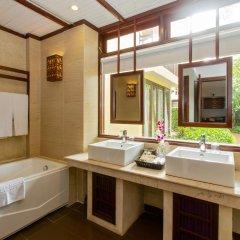 Отель Hoi An Silk Marina Resort & Spa 4* Вилла с различными типами кроватей фото 2