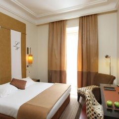 Отель Heritage Avenida Liberdade, a Lisbon Heritage Collection 4* Улучшенный номер с различными типами кроватей фото 3