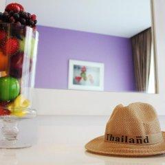Отель The Frutta Boutique Patong Beach 3* Стандартный номер с двуспальной кроватью фото 3