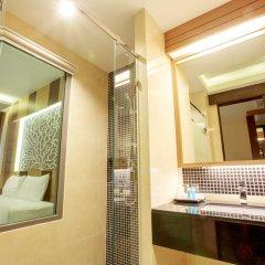 Отель Aqua Resort Phuket 4* Стандартный номер с двуспальной кроватью фото 3