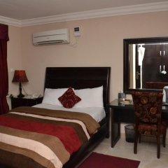 Отель The Emperor Place (Annex) Нигерия, Лагос - отзывы, цены и фото номеров - забронировать отель The Emperor Place (Annex) онлайн комната для гостей фото 3