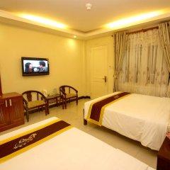 Luxury Nha Trang Hotel 3* Стандартный номер с различными типами кроватей фото 3