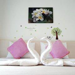 Phuthara Hostel Номер Делюкс с различными типами кроватей фото 5