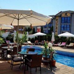 Cantilena Hotel бассейн