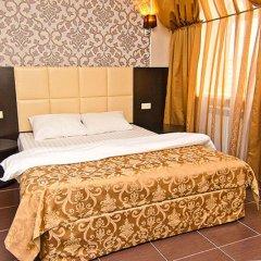 Гостиница Мартон Стачки 3* Улучшенный номер двуспальная кровать фото 3