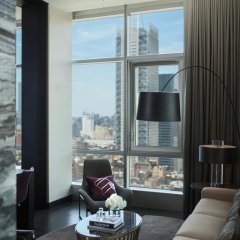 Renaissance New York Midtown Hotel 4* Стандартный номер с различными типами кроватей фото 20