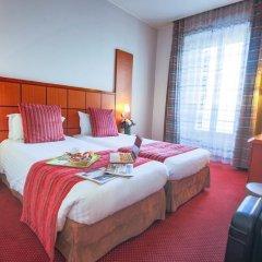 Best Western Hotel Roosevelt 3* Стандартный номер с двуспальной кроватью