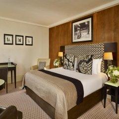 Отель The Cavendish London 4* Представительский номер с двуспальной кроватью фото 2