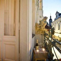 Апартаменты Charles IV Apartments Прага балкон