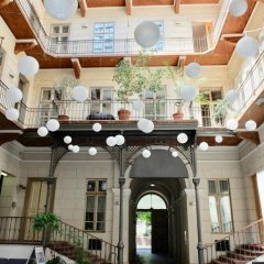 Отель Harmonia Palace Будапешт бассейн