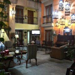 Отель Santiago De Compostela Hotel Мексика, Гвадалахара - отзывы, цены и фото номеров - забронировать отель Santiago De Compostela Hotel онлайн питание фото 3