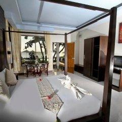 Курортный отель Amantra Resort & Spa комната для гостей
