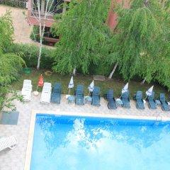 Отель Family Hotel Aurelia Болгария, Солнечный берег - отзывы, цены и фото номеров - забронировать отель Family Hotel Aurelia онлайн бассейн