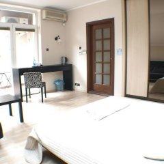 Отель Hevelius Residence балкон
