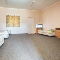 Мини-отель Глобус Стандартный семейный номер с двуспальной кроватью фото 9